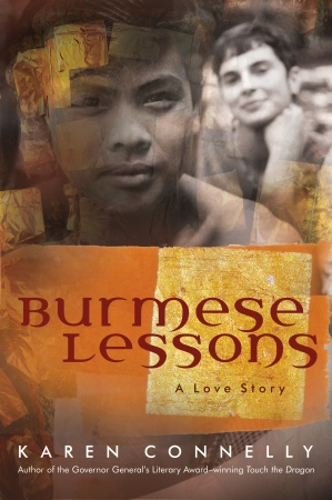 the story karen connelly Abebookscom: burmese lessons: a true love story (9780385528009) by karen connelly and a great selection of similar new, used and collectible books available now at.